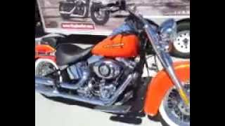 9. 2012 Harley-Davidson Softail Deluxe