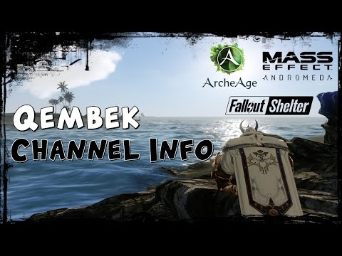 Qembek - Channel Info!