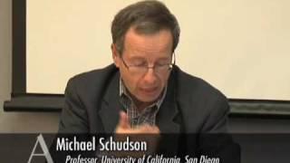 Annenberg Research Seminar - Michael Schudson