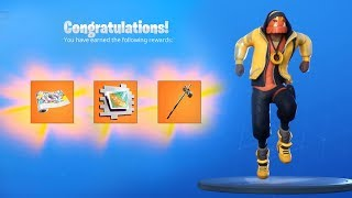 *NEW* SEASON X FREE Event ITEMS NOW in Fortnite..