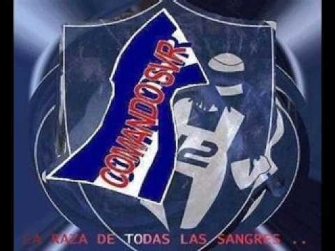 Delincuente me dicen - Comando SVR - Alianza Lima