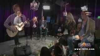 Ed Sheeran - Star 101.3 VIP Lounge