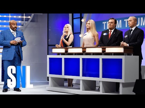 Saturday Night Live  Celebrity Family Feud Political
