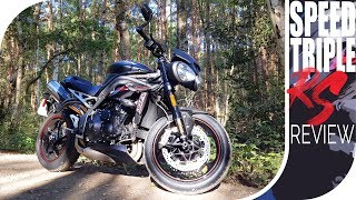 6. 2018 Triumph Speed Triple RS | Review