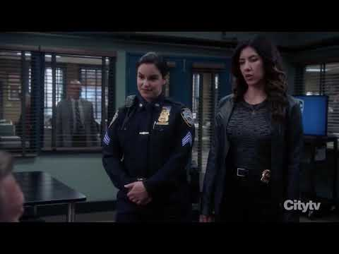 Amy Suspends Scully And Hitchcock | Brooklyn 99 Season 7 Episode 10 | Admiral Peralta