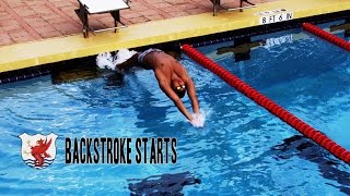 Swimisodes - Backstroke Starts theraceclub