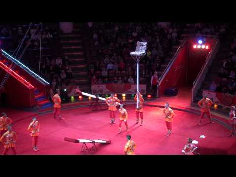 Watch These Acrobats Defy Gravity