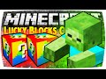 MINECRAFT: LUCKY BLOCKS CHALLENGE - GIANT | Nunan » Lucky Block Mod Battle Deutsch