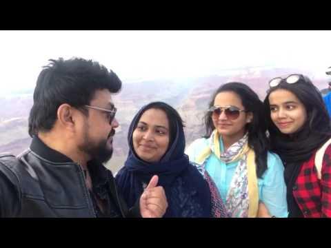 Dileep Nadirsha Family Enjoying