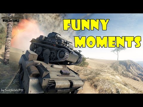 World of Tanks - Funny Moments | Week 2 June 2017