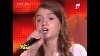 """Catinca Popa - Dulce Pontes - """"Canção do Mar"""" - Next Star"""