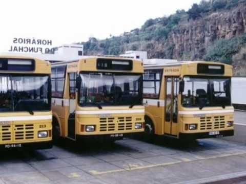 Go To: Horários do Funchal