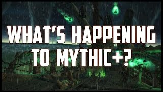 We're back with a new episode of Laps Around Dalaran! This week we express our feelings towards patch 7.2 as well as the changes coming in 7.2.5 to Mythic+ a...