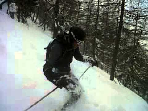 09.02.2014 bosco della 4 bis (видео)
