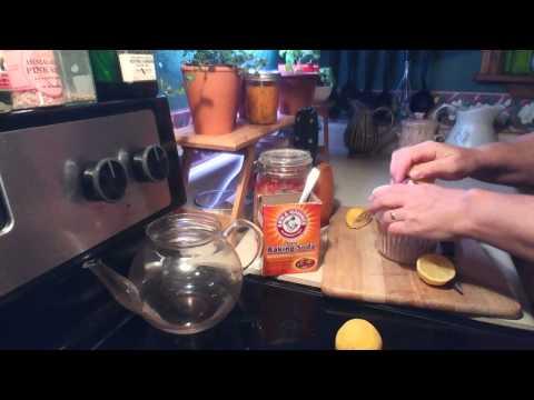 Baking soda & lemon cures cancers