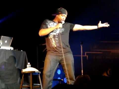 DeRay Davis (Part 3) SHAQUILLE O'NEAL ALL STAR COMEDY JAM