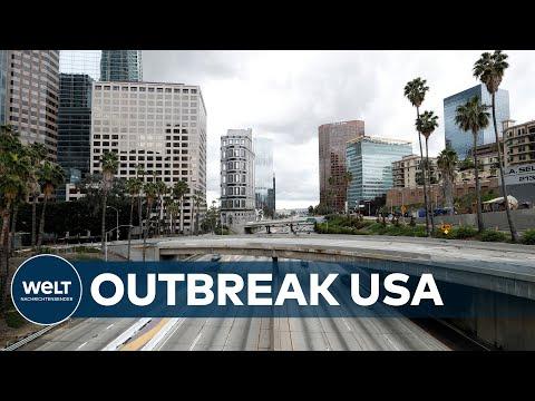 COVID-19 IN DEN USA Coronavirus - Bisher plant Trump nicht ein Corona-Kriegsrecht zu verhГngen