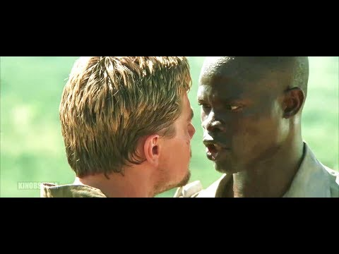 Blood Diamond (2006) - Danny Fight with Solomon