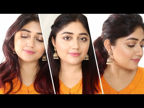 Easy Festive Hairstyles with Wella | corallista