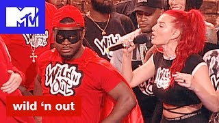 Justina Valentine Goes Full Savage Mode 'Official Sneak Peek' | Wild 'N Out | MTV