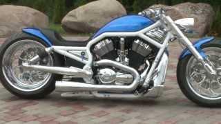 10. Fredy.ee 2003 Harley-Davidson VRSCA V-Rod. Built by Fredy, more info: www.FREDY.ee