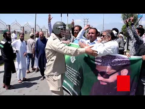 JRL Eidgah march foiled