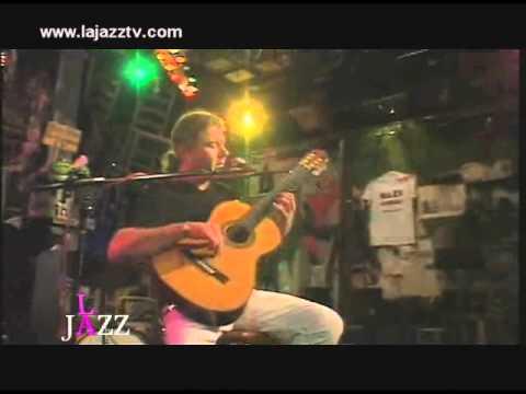 Guitar virtuoso Dirk K performs on LA JAZZ