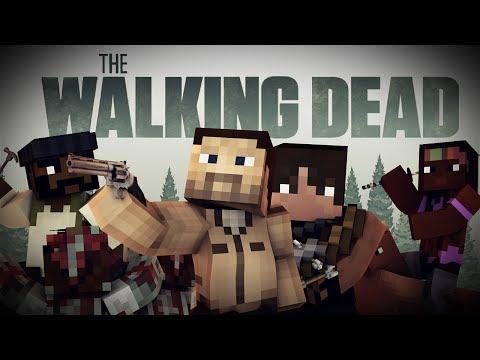 """Hospital Visit"" The Walking Dead #11 (Crafting Dead Minecraft Server)"
