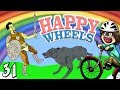 SKYRIM SU HAPPY WHEELS!! - Happy Wheels [Ep.31]