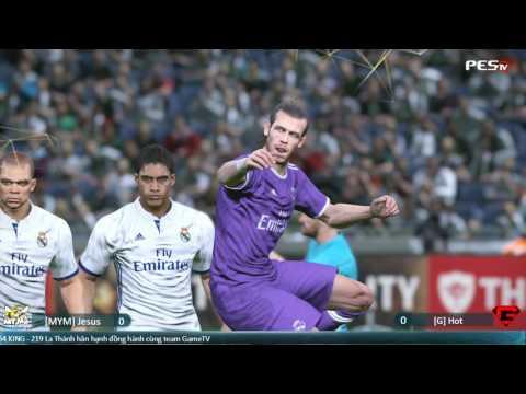 [MYM] Jesus vs [GTV] Hot | GameTV x MYM - Bắc Nam Cup 2017