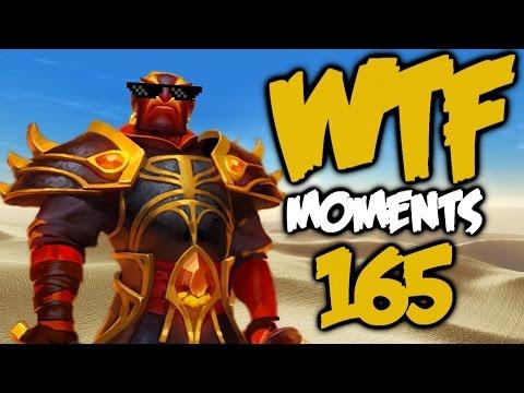 Dota 2 WTF Moments 165