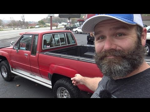 Craigslist Buyer Beware! The Toyota Pickup Scam?...We were just looking for a farm truck