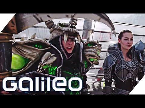 Die faszinierende Welt des Cosplay | Galileo