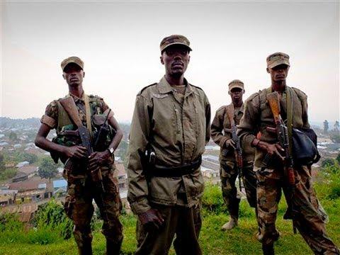 TÉLÉ 24 LIVE: ROGER LUMBALA et les hommes du M23,  fidèle à Jean Marie Runiga en débandade, face à SULUTANI MAKENGA