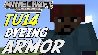 Minecraft (Xbox 360/PS3) - TU14 UPDATE! - DYEING ARMOR (Title Update 14)