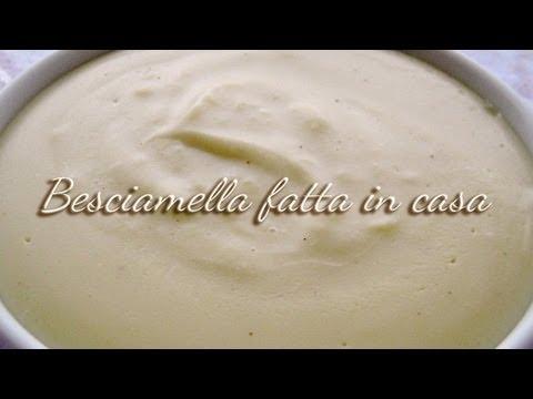 salsa besciamella vegan
