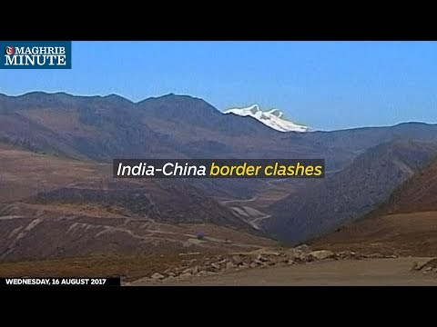 New violence is ratcheting up tension on India's disputed border with China.