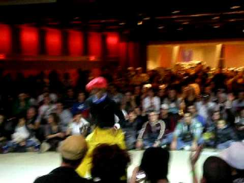 Flockey против Fire на чемпионате MC HIP HOP CONTEST 2010