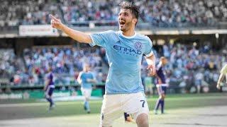 David Villa 2016 New York City FC Best Goals & SkillsHappy Birthday, David Villa Sánchez music: Aero Chord - Surface