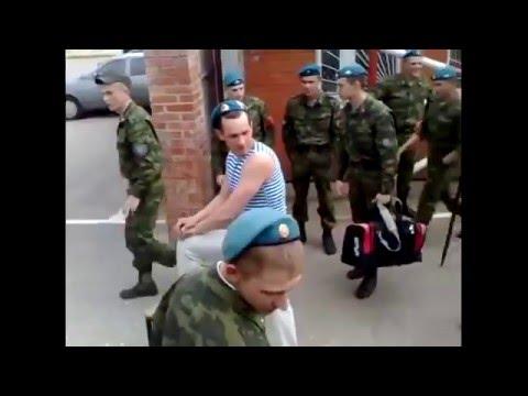 Приколы в армии  Армейские неудачи 2 - DomaVideo.Ru
