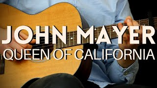 Video JOHN MAYER - QUEEN OF CALIFORNIA Guitar Cover MP3, 3GP, MP4, WEBM, AVI, FLV Agustus 2018