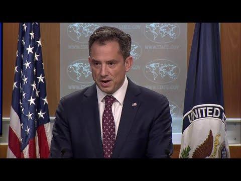 Department Press Briefing - December 18, 2018