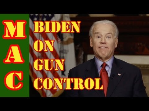 Control - Vice President Biden attended a Google Hangout last week where he talked about his plans for implementing gun control on American citizens. I found many of h...