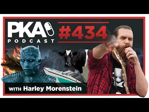 Pka 434 W Harley Morenstein   Game Of Thrones, Kyle's Cow Investment, Nhl Playoff Competition