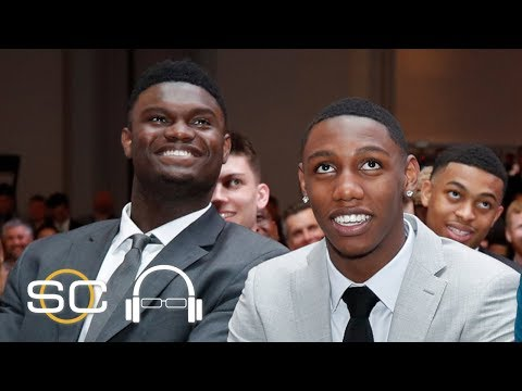 The 2019 NBA Draft Class Isn't Great And Only Has 4 Star Players - Ryen Russillo | SC With SVP