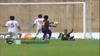 Video Barcelona B (+Luis Suarez) vs Indonesia U-19: 6 0 By @SepakbolaOnTV MP3, 3GP, MP4, WEBM, AVI, FLV Februari 2018