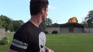 Joab reviews Marvel's the Punisher Short Sleeve T-Shirt