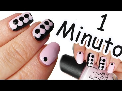 nail art - puzzle in 1 minuto