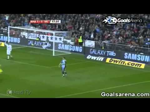 Video Real Madrid 4:2 Villarreal Highlights All Goals [HD] 09.01.2011 La Liga download in MP3, 3GP, MP4, WEBM, AVI, FLV January 2017