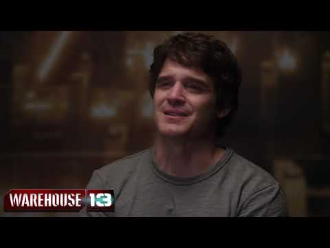 Warehouse 13 - Pete's Defining Moment [HQ - 720p]